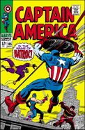 Captain America Vol 1 105