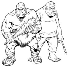 Gamorrean boars