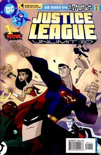 Justice League Unlimited 1