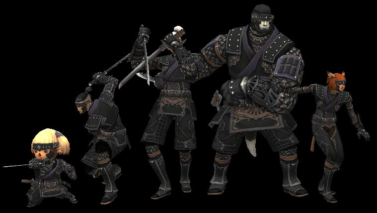 What's your favorite Ninja design in a videogame? | NeoGAF