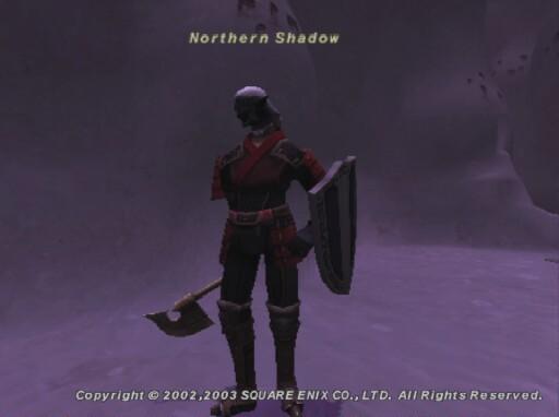 Northern Shadow Ffxiclopedia The Final Fantasy Xi Wiki