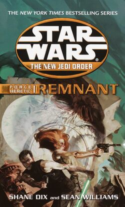 Force Heretic - Remnant Cover