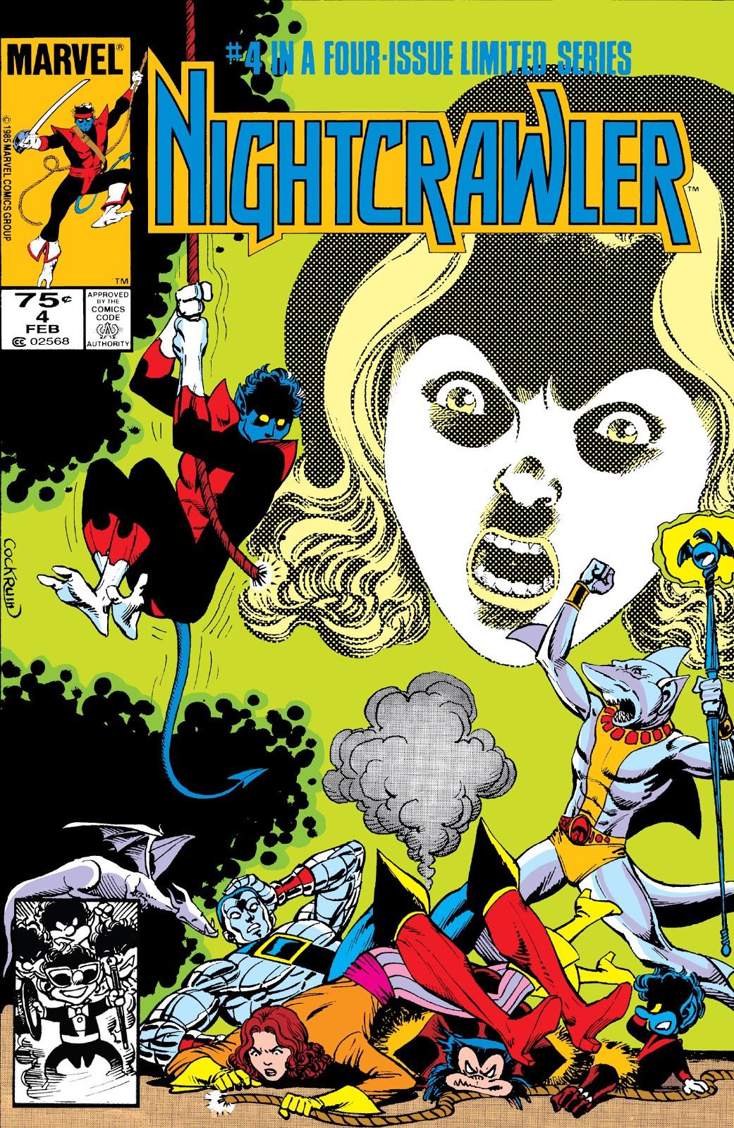 Nightcrawler vol 1 4