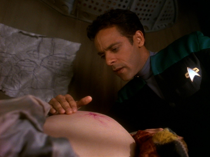 Pregnant Star Trek 85