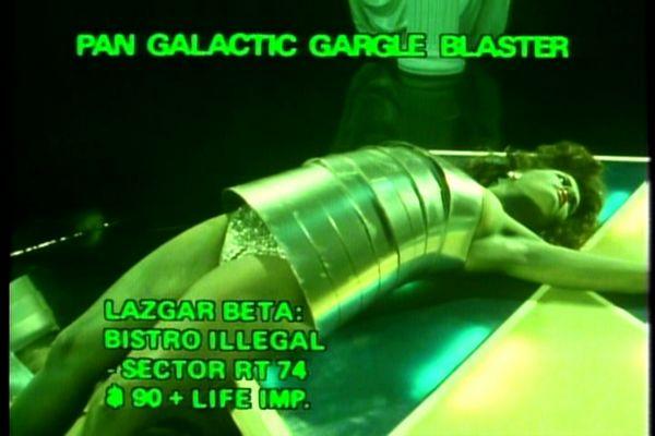 Pan Galactic Gargle Blaster - Hitchhikers