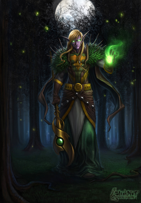Warcraft mage dance 3 - 2 part 6