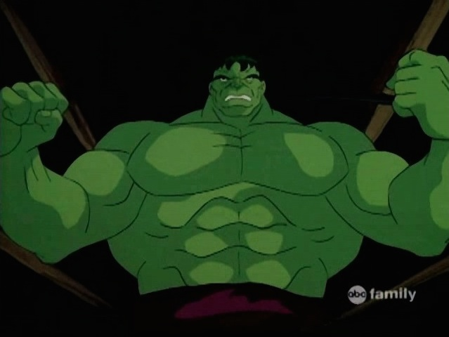 Hulk - Marvel Animated Universe Wiki