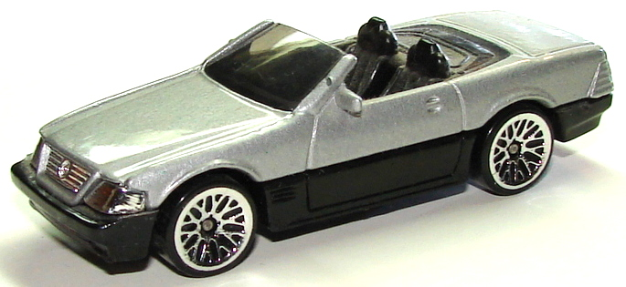 Mercedes benz sl hot wheels wiki for Hot wheels mercedes benz