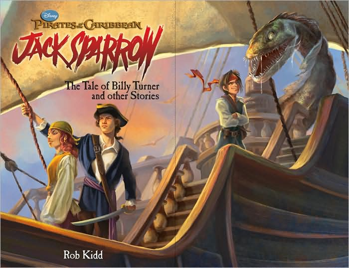 The Siren Song (Pirates of the Caribbean: Jack Sparrow #2) Kidd, Rob Paperback