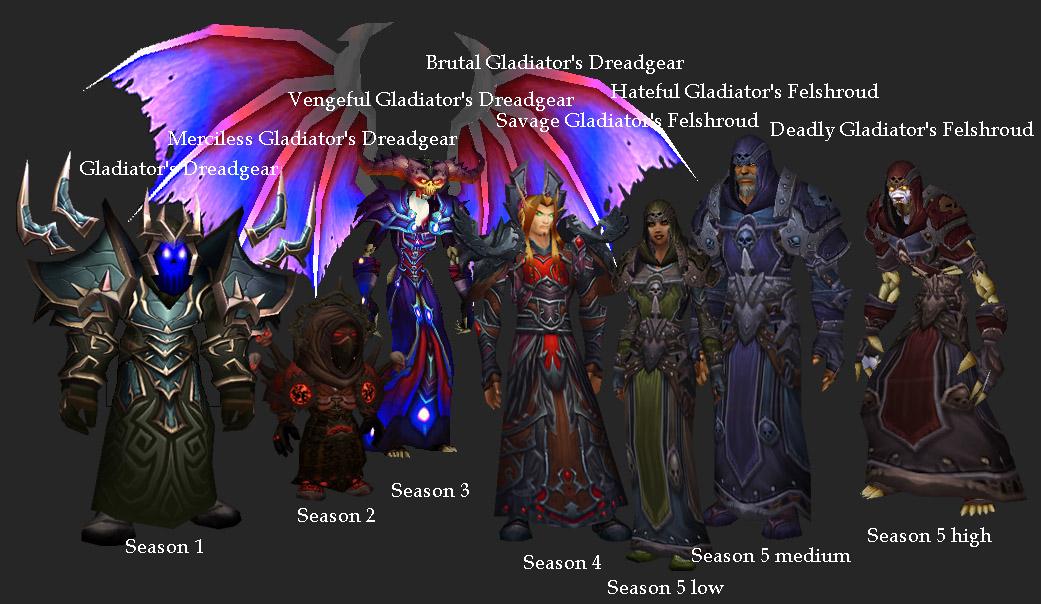 Blood elf vs drake - 1 5