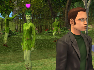 how to become a plantsim in sims 3 cheat