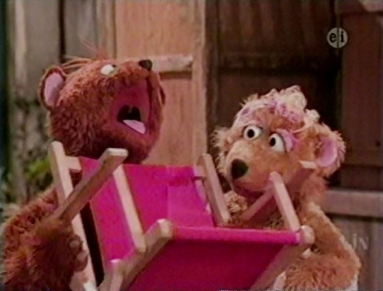 Sesame Street  Curly Bear Is Born Part 1  Dailymotion