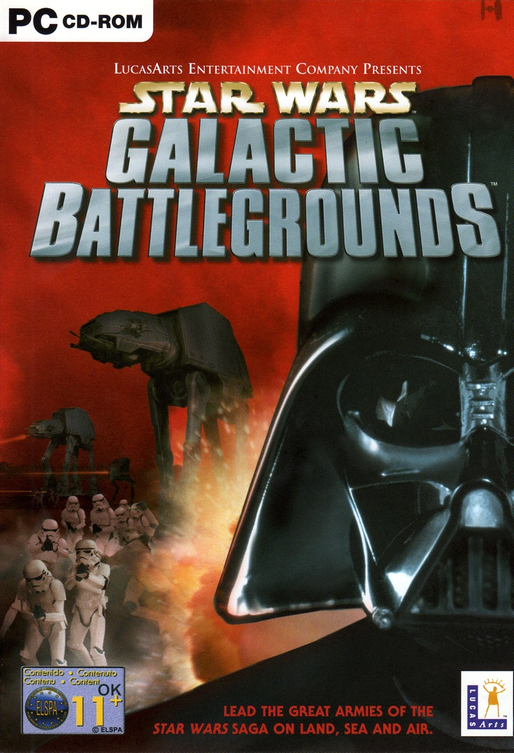 Star Wars Galactic Battleground