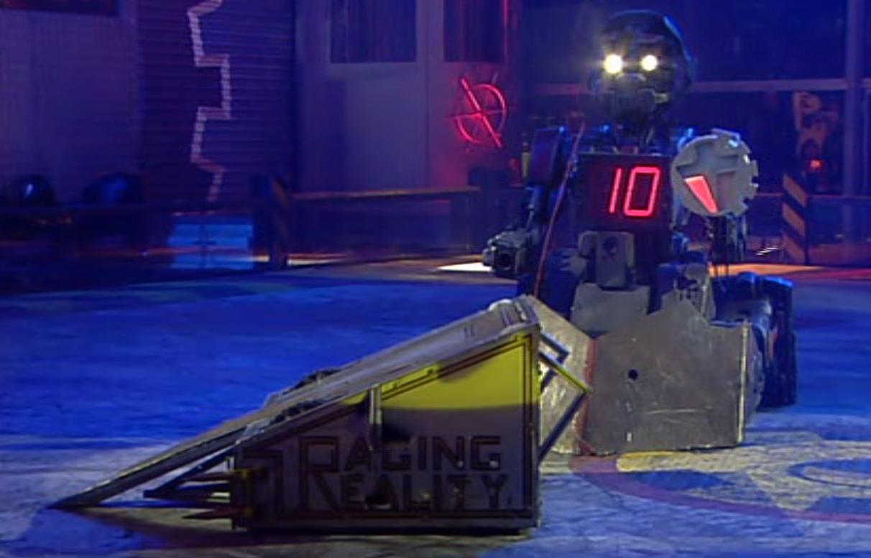 robot wars extreme series 2 annihilator robot wars wiki robot wars extreme bbc. Black Bedroom Furniture Sets. Home Design Ideas