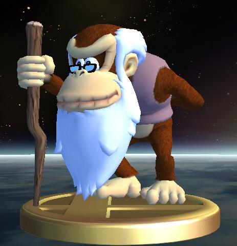 List of SSBB trophies (Donkey Kong series) - Smashpedia ...