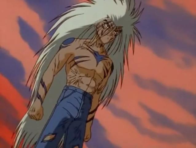 Yusuke transform for Yusuke demon
