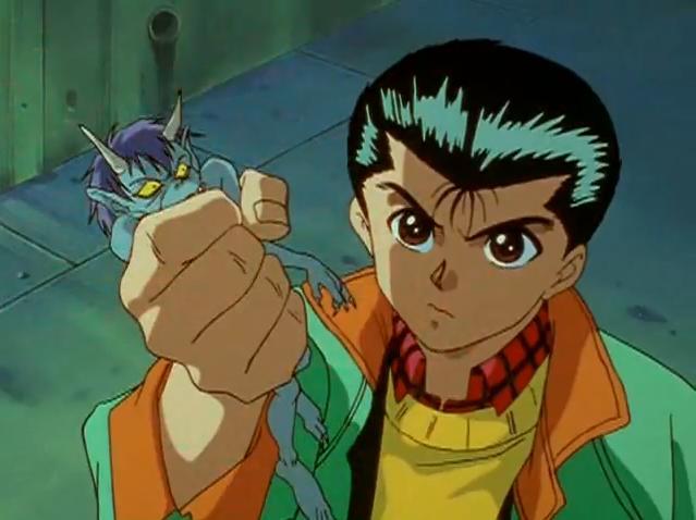 Episode 5 yuyu hakusho wiki your guide about yuyu for Yusuke demon
