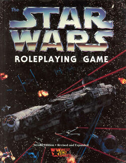 Star Wars RPG 2nd Ed Expanded