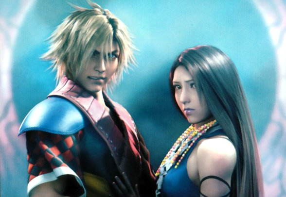 Final Fantasy Lenne And Shuyin Lenne - The Final Fant...