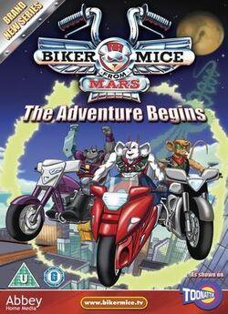 Biker Mice from Mars (2006 TV series) - Headhunter's ...