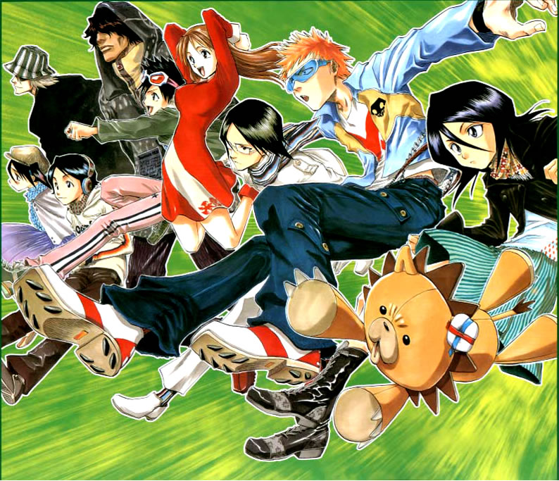 Anime Characters Popularity Poll : Popularity polls bleach wiki your guide to the