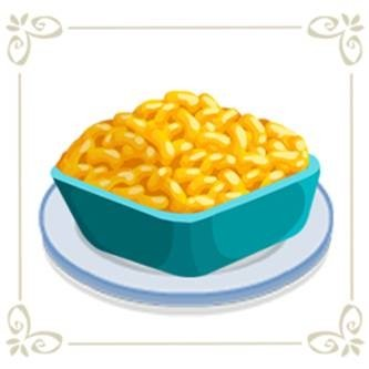 Macaroni and Cheese - Café World Wiki - Cookbook, Recipes, Gifts and ...