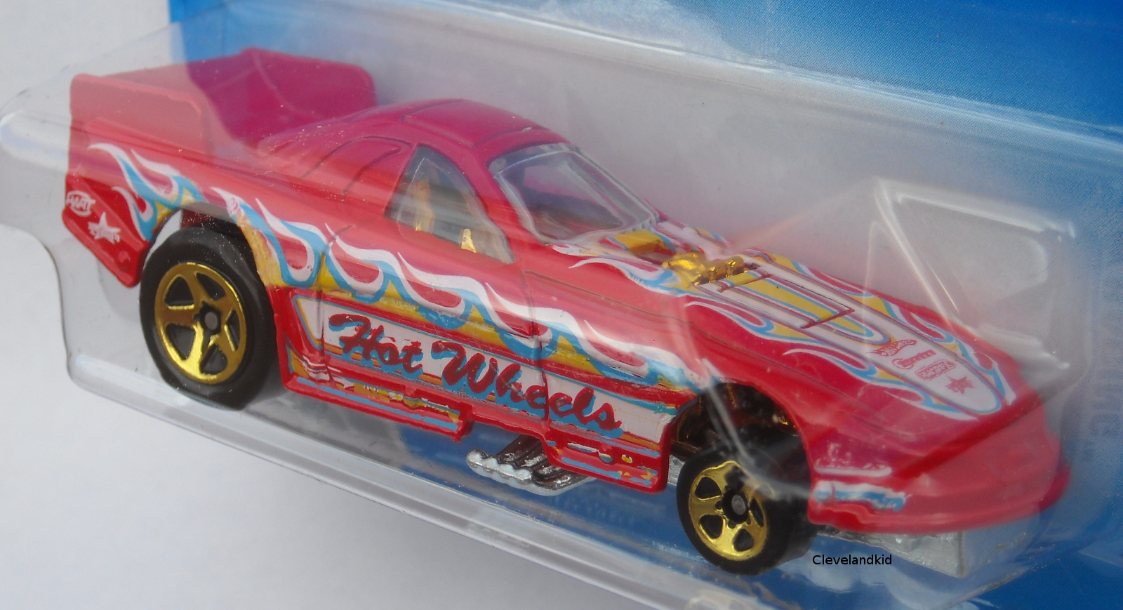 2010hw racing mustang funny red