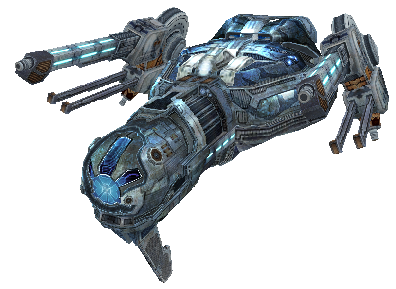The United(Or, Universal) Federation of Chaakas. Aries-class_model