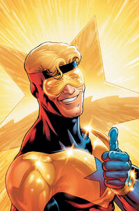 Booster Gold (Michael Jon Carter)