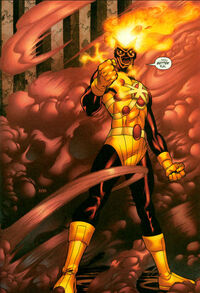Firestorm (Jason Thomas Rusch)