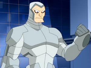 silvermane the spectacular spiderman marvel animated