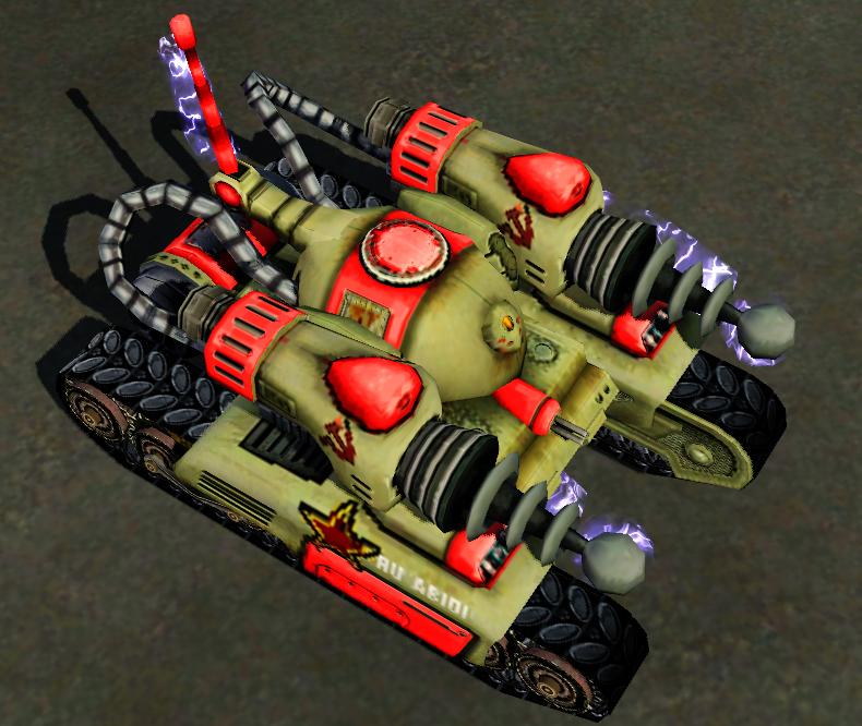 Red Alert 3 Vehicle images - EVA Database - Command ... Red Alert 3 Tank