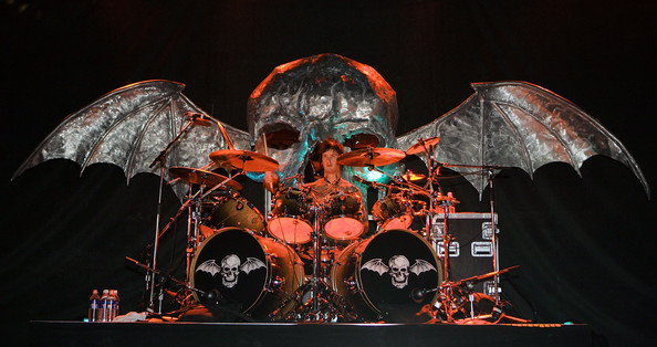 The Rev Drumming Wallpaper Sevenfold The The Rev Drum
