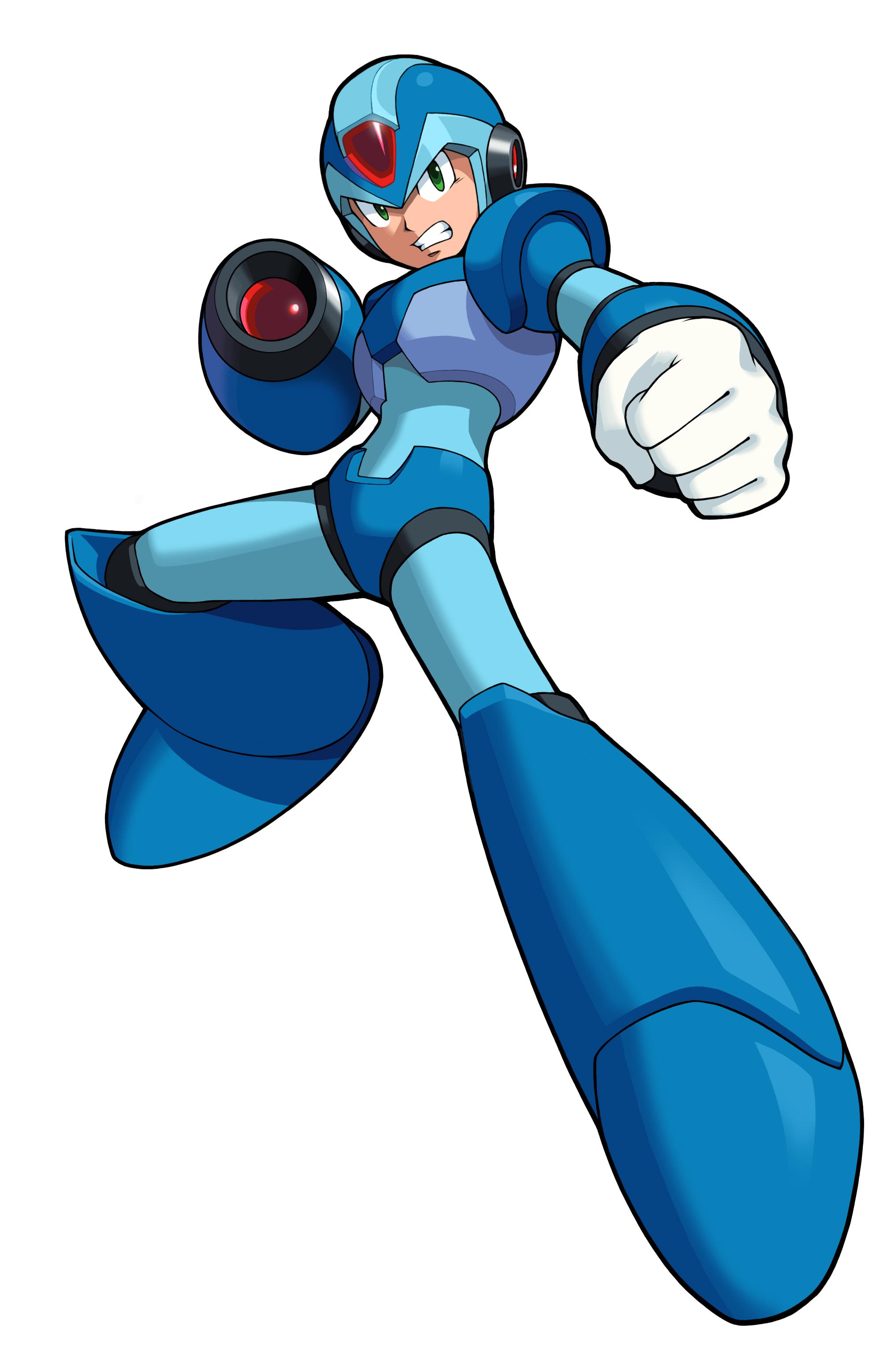 Megaman X  D-ARTS Megaman3MHX
