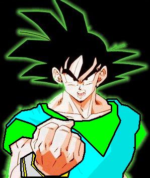 Goku (DBAF) - Dragonball Fanon Wiki