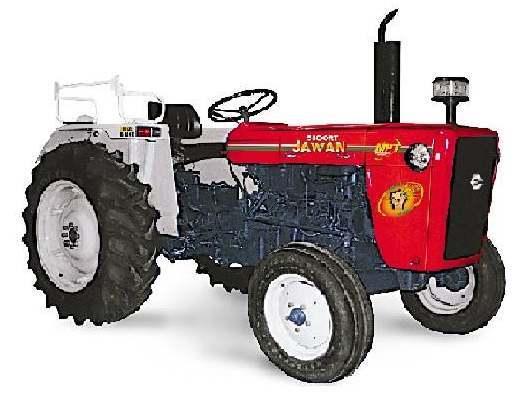 escort 340 tractor hp