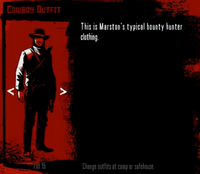 Cowboy Outfit Red Dead Redemption Wiki