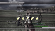Battle Results FFXIII
