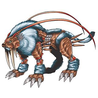 Digimon Frontier Rhinokabuterimon Fan:Legendary W...