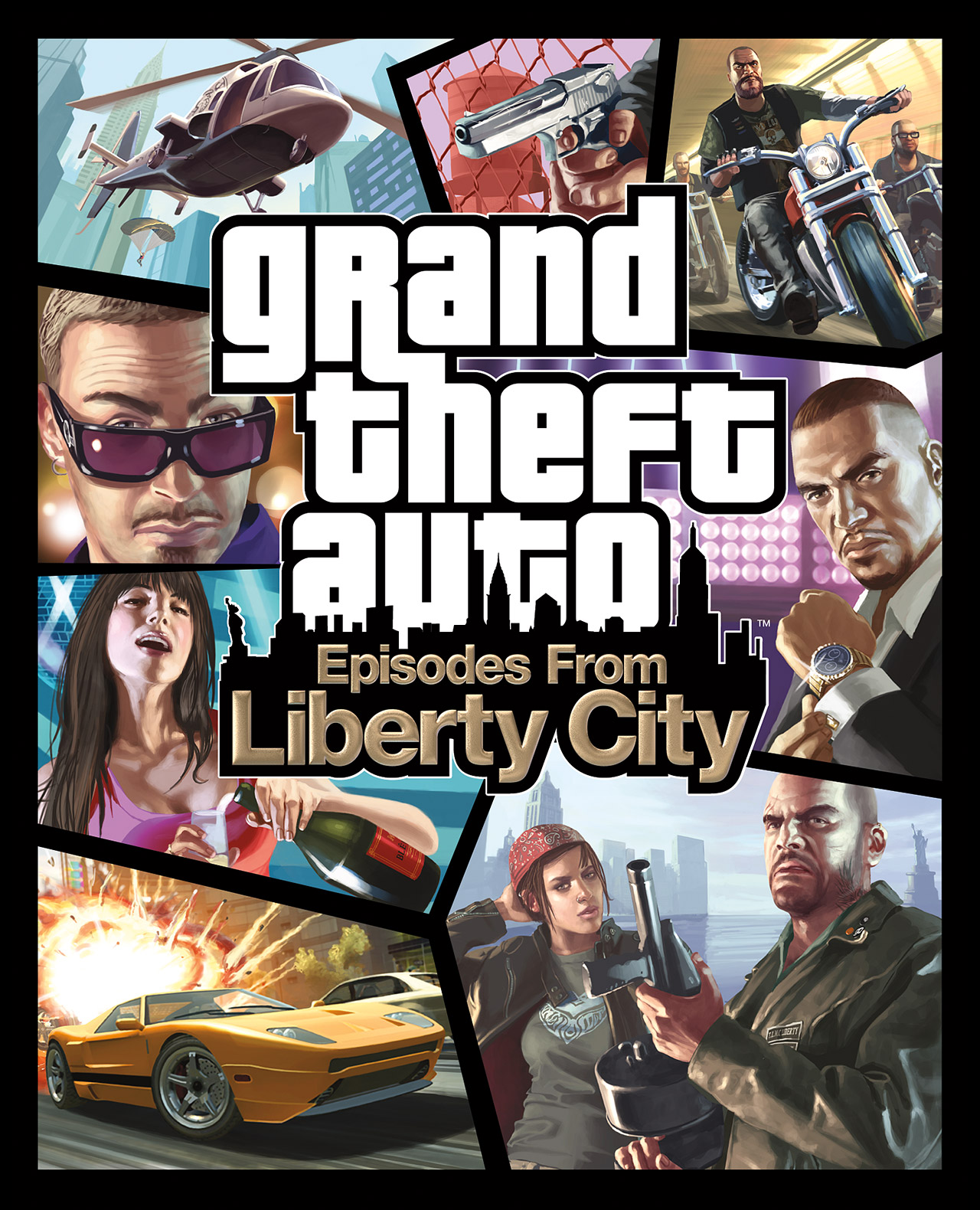 G.T.A Liberty City Cheats For Ps3
