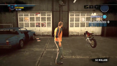 Dead rising 2 case 0 case 0-4 starting garage