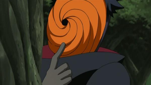 Tobi Naruto