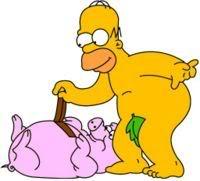 Pig Of Eden Simpsons Wiki