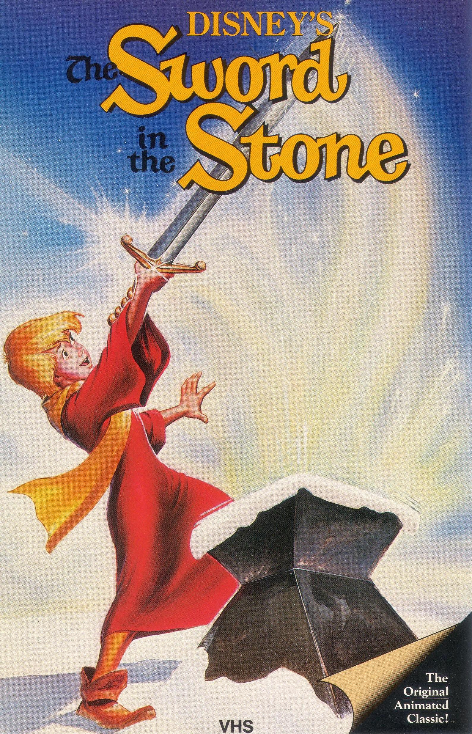 The Sword in the Stone (video) - Disney Wiki