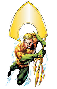 Aquaman (Orin Atlan-son; Arthur Curry)