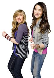 Sam Puckett and Carly Shay 02
