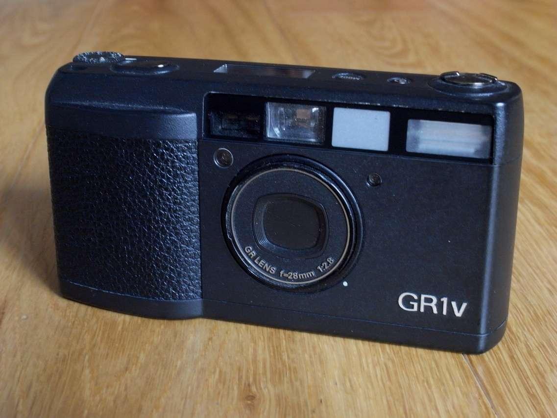 Ricoh gr1v manual focus webcam