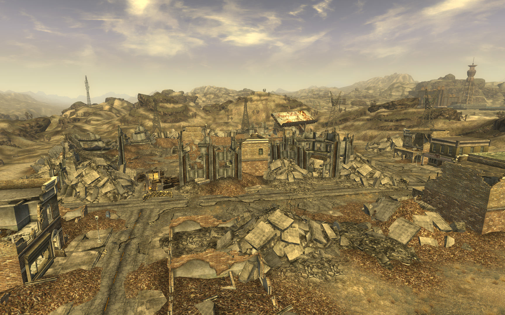 New Vegas Boulder City Mod