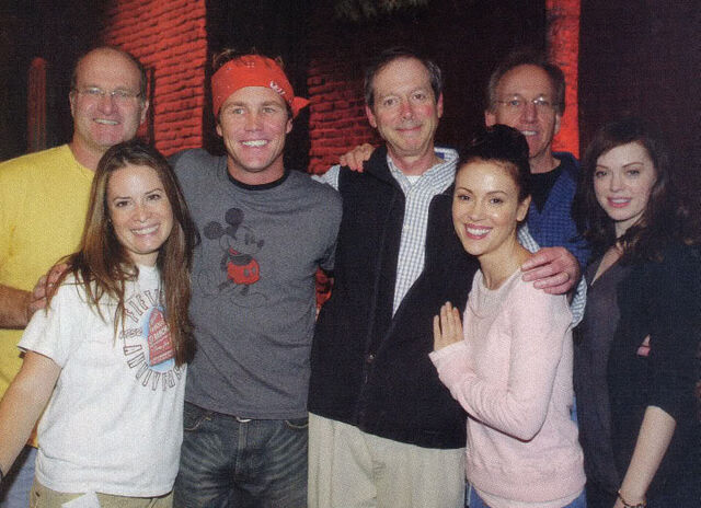 holly marie combs and brian krause relationship advice