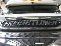 Freightliner bonnet badge